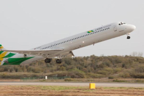 Laser Airlines: vuelos desde y hacia Porlamar estarán suspendidos hasta el #4Abr