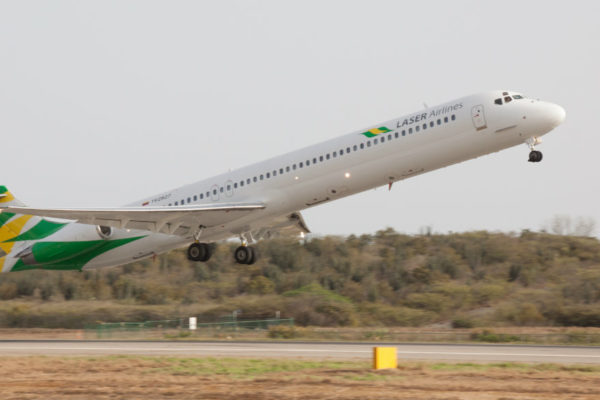 Laser amplía oferta de vuelos hacia Cancún con dos frecuencias semanales