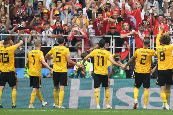 Lukaku y Hazard ponen a Bélgica a un paso de los octavos de final