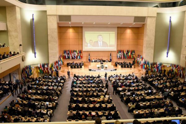 OIT nombra comisión que investigará violaciones en Venezuela