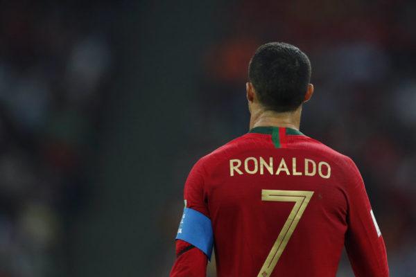 Cristiano Ronaldo marca triplete y empata con España en el Mundial