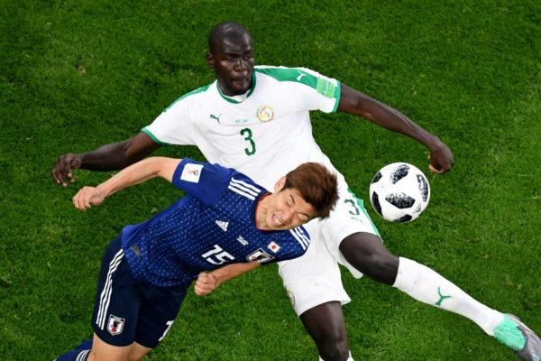 Japón y Senegal empatan 2-2 y lideran el Grupo H del Mundial
