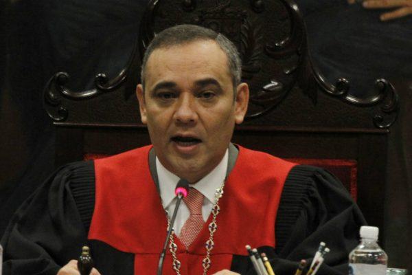 Presidente del TSJ repudia sanciones de Canadá a magistrados venezolanos