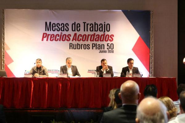 Hiperinflación frena acuerdo de precios del Plan 50