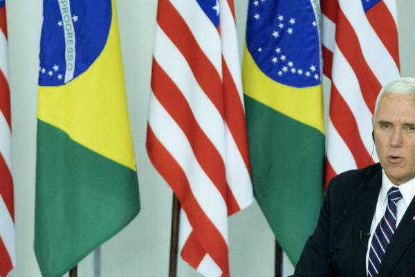 Mike Pence: Maduro ha construido una dictadura brutal