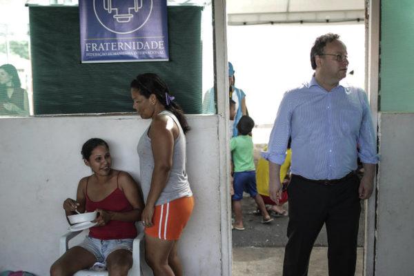 Brasil azotado por la pandemia y el desempleo recibe un mayor flujo de venezolanos