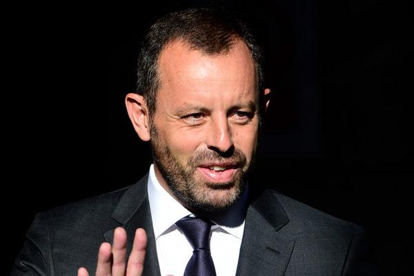 Expresidente del Barça va a juicio por blanqueo de capitales