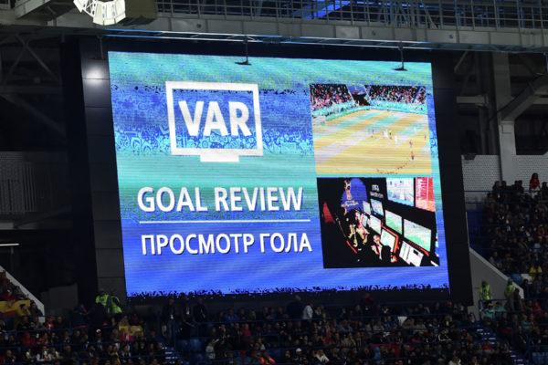 El VAR, un «jugador» clave en Rusia 2018