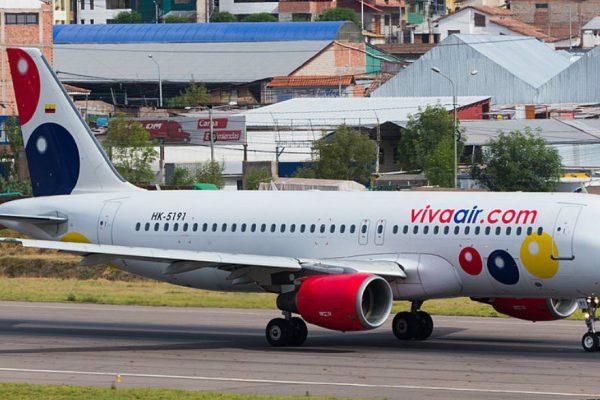 Aerolínea Viva Air Perú prevé volar a Venezuela
