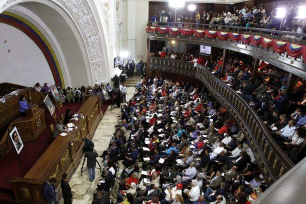 ANC afina detalles de nueva Constitución