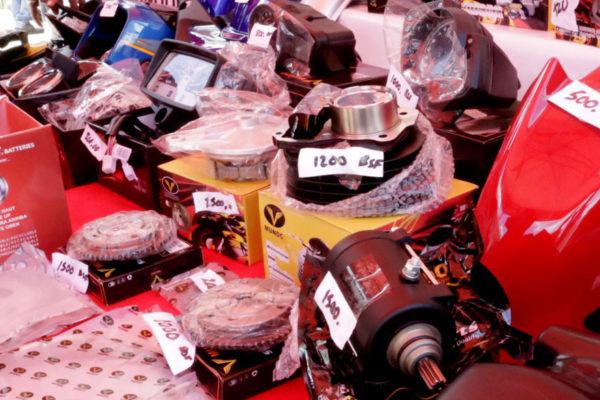 Importaciones exoneradas de autopartes superan a las ventas de fabricantes nacionales