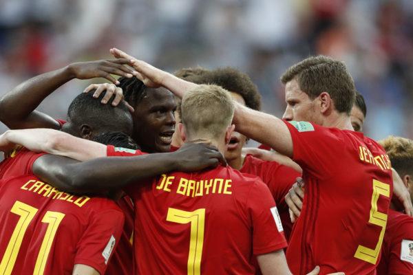Panamá debuta con una derrota 3-0 ante Bélgica
