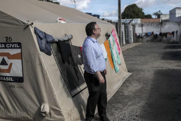 Recomendarán elevar ayuda europea a venezolanos en Brasil