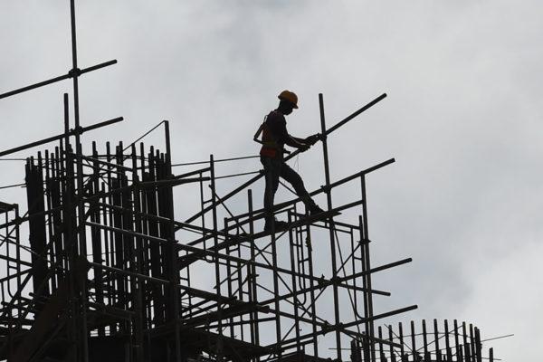 Aseguran que la capacidad instalada del sector construcción es de 7%