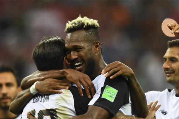 Costa Rica se despide con honor al empatar 2-2 con Suiza