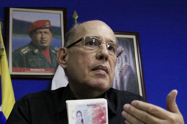 Destituyen a Juan Carlos Dugarte del Saime