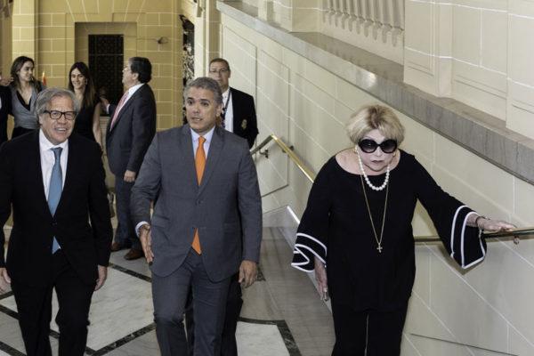 Venezuela y Unasur centran agenda de Duque este sábado en Washington
