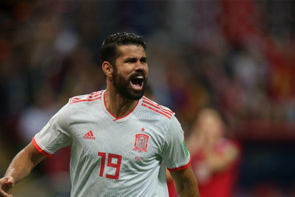 España vence a Irán 1-0 y lidera junto a Portugal el Grupo B