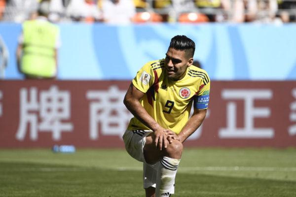 Colombia cae 2-1 ante Japón en el debut de Falcao