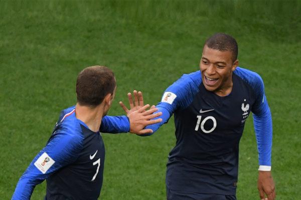 Un título francés en Rusia 2018 costaría caro a un patrocinador