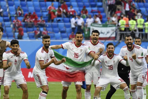 Irán gana a Marruecos y se permite soñar