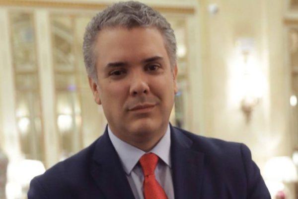 Duque pide más sanciones contra Maduro por apoyo a «terroristas» colombianos