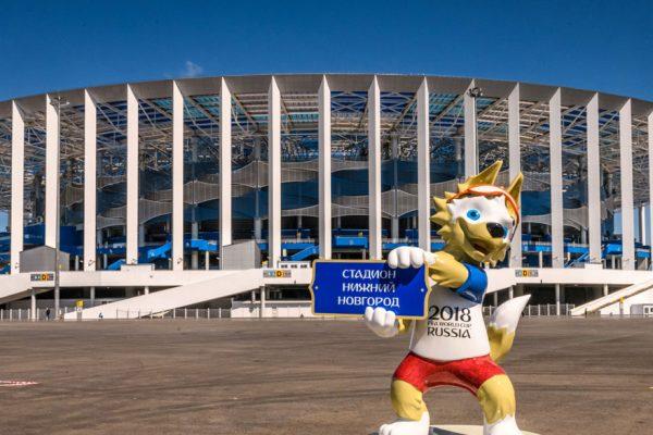 Infografía | Datos claves de los estadios del Mundial Rusia 2018