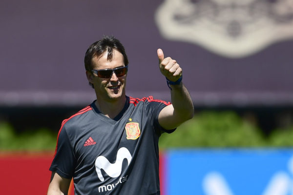 Lopetegui entrenará al Real Madrid las tres próximas temporadas