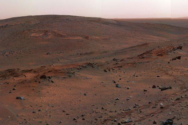 La NASA espera poner un hombre en Marte dentro de 25 años