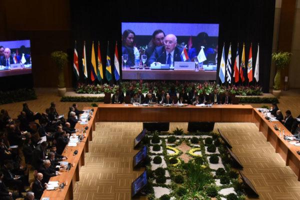 Caggiani: No firmar acuerdo UE-Mercosur por Amazonía es una artimaña
