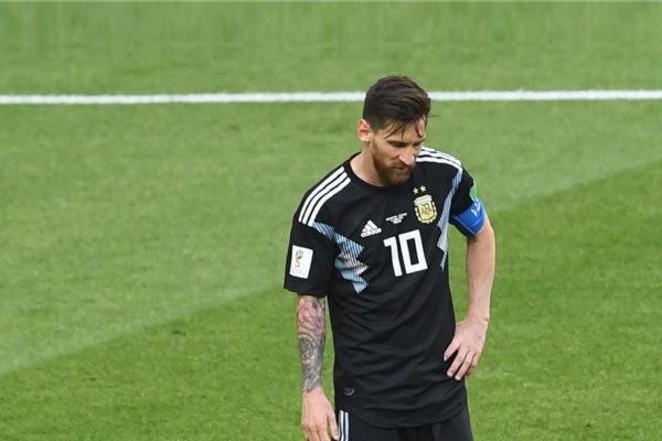 Marca «Messi» no sufrirá daños pese a floja actuación en Rusia