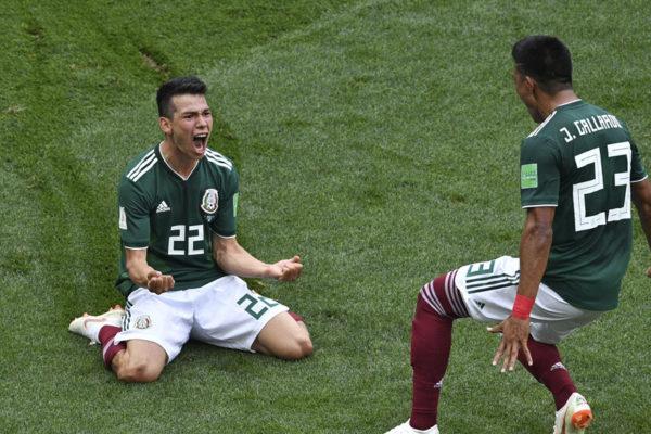 México derrota 1-0 a Alemania y hace historia