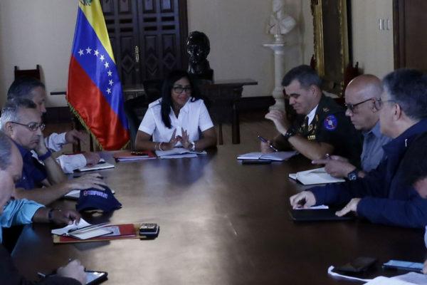 Lista | Estos son los 33 ministros de Maduro