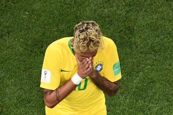 Neymar, 2 mundiales, 10 partidos, 6 goles y una corona esquiva