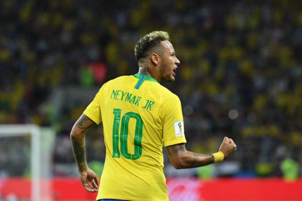 Futbolista brasileño Neymar dio positivo por #Covid19