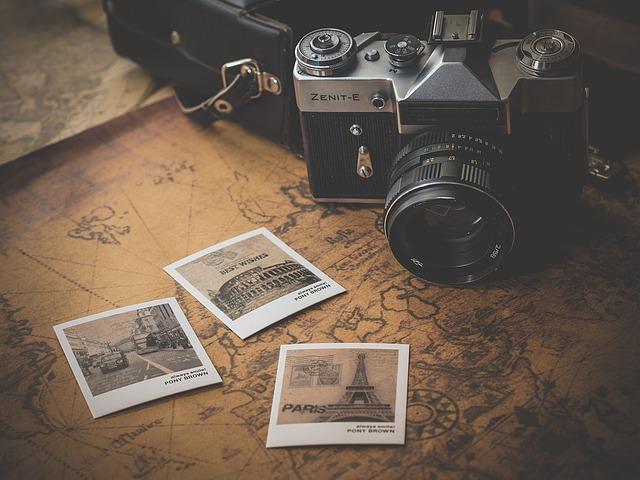 viajar cámara