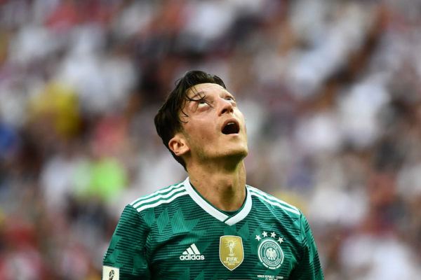 Alemania eliminada del Mundial Rusia 2018