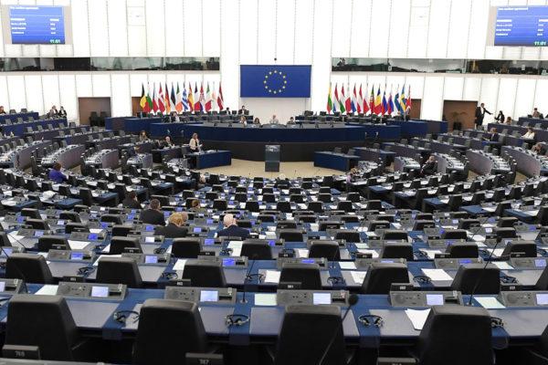 Parlamento Europeo pide a la UE reconocimiento de Guaidó como presidente interino de Venezuela