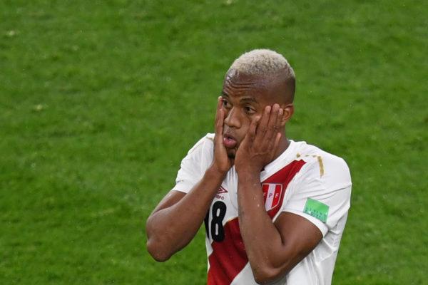 Perú eliminado del Mundial al perder 1-0 con Francia