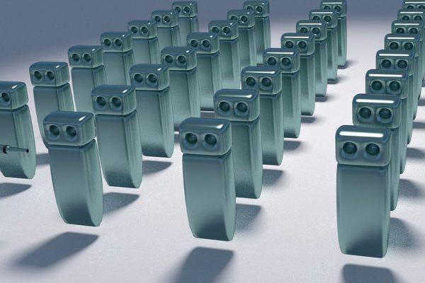 Cinco robots que te harán sentir que estás viviendo en el futuro