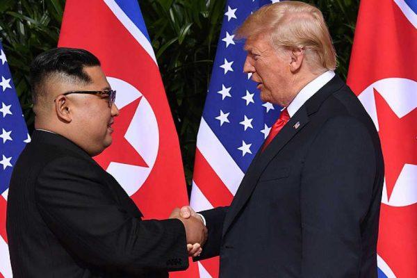 Trump advierte a líder de Corea del Norte que puede