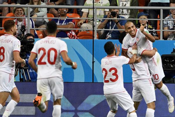 Túnez remonta y frustra el triunfo de Panamá