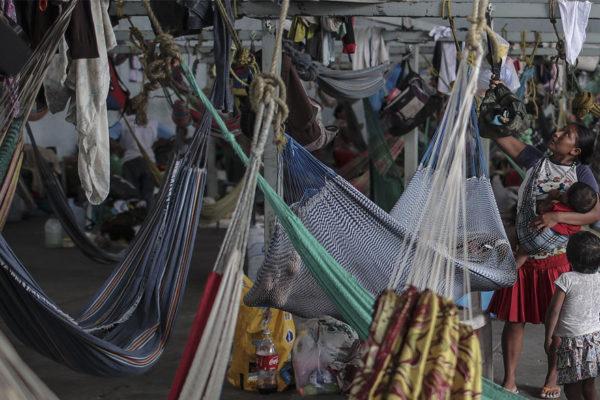 Los Warao, los más vulnerables del éxodo venezolano a Brasil
