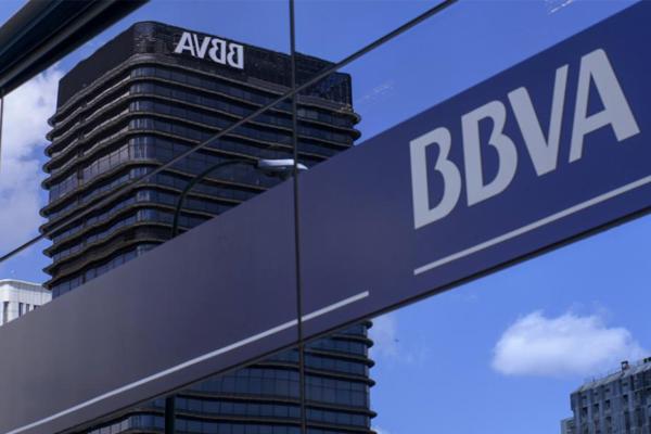 Beneficio neto del BBVA cayó un 63% por pandemia y depreciación de su filial en EEUU