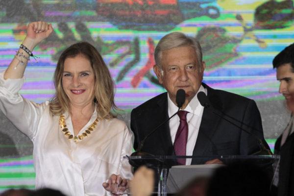 Una periodista será la primera dama de México