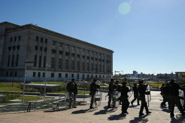 Un EEUU inflexible marca la agenda del G20