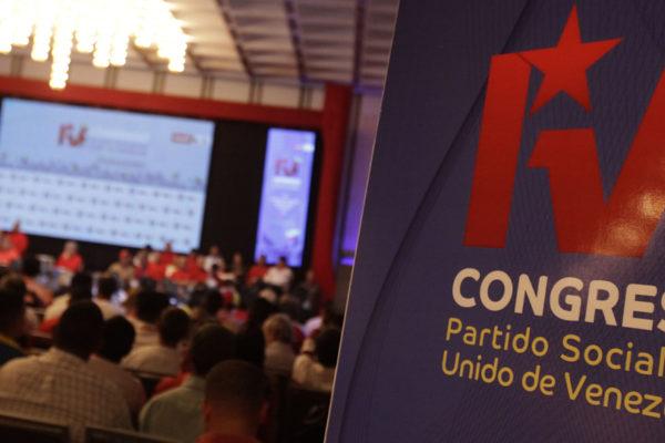Congreso del Psuv propone defensa del salario