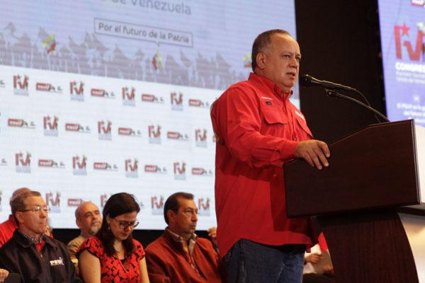 Cabello acusa a DEA, Colombia y a grupos narcotraficantes por incursión paramilitar