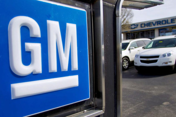 GM inicia programa para extender la garantía de sus vehículos