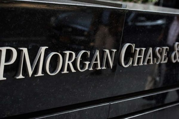 Los beneficios de JPMorgan Chase crecieron un 10 % entre enero y septiembre